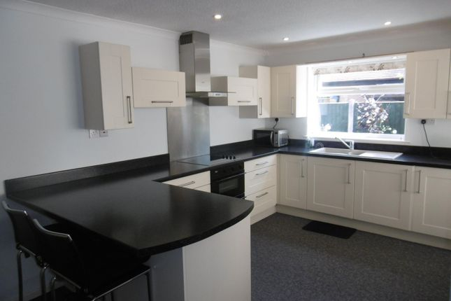 Thumbnail 2 bed bungalow to rent in Ashley Close, Chilwell