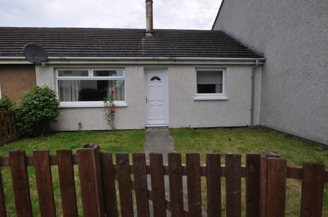 Thumbnail Terraced house for sale in 37 Morlich Square, Forres