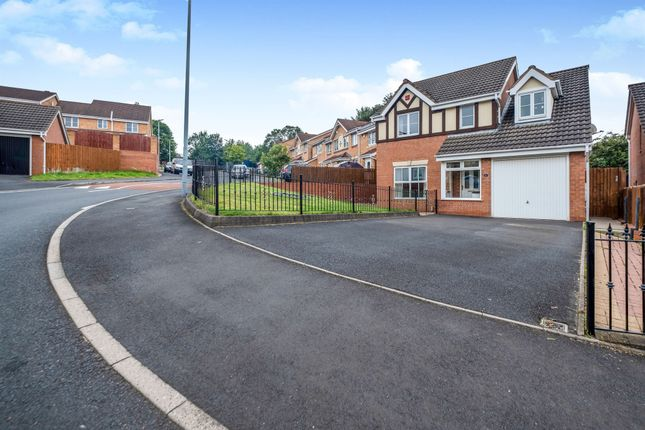 Thumbnail Detached house for sale in Embassy Road, Oldbury