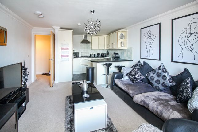 Thumbnail Flat for sale in Carters Avenue, Hamworthy, Poole