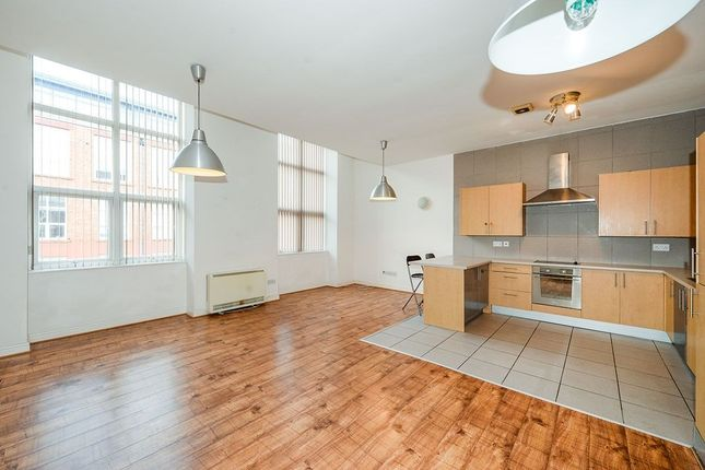 Thumbnail Flat to rent in Commercial Road, Liverpool