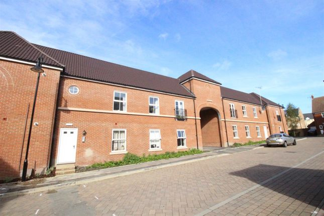 Thumbnail Flat for sale in Holst Road, Redhouse, Swindon