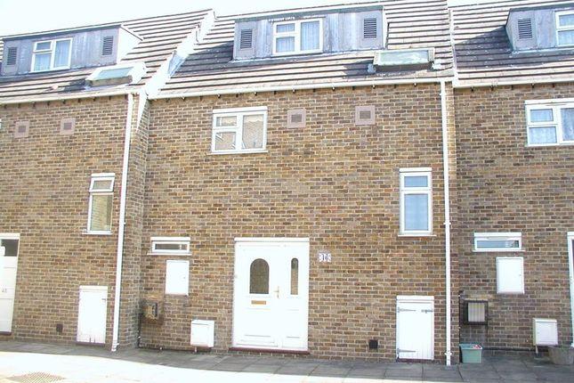 Thumbnail Terraced house to rent in Pentelow Gardens, Feltham
