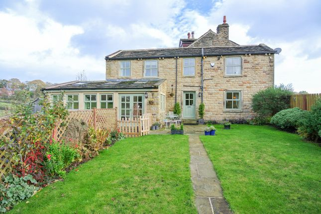 Thumbnail Cottage for sale in Common End, Flockton, Wakefield