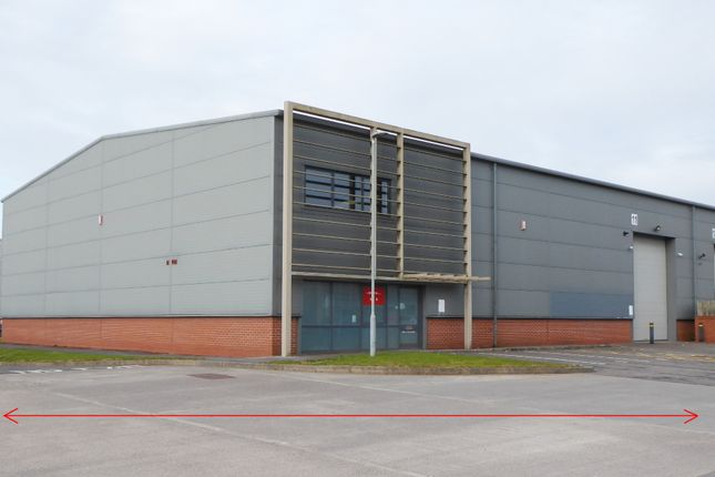 Thumbnail Warehouse to let in Foxcote Avenue, Peasedown St John, Bath