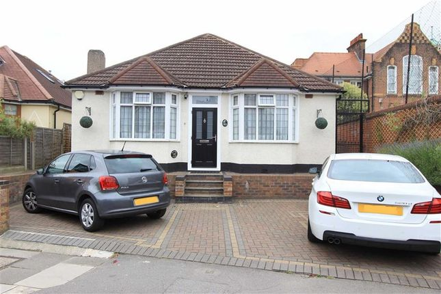 Thumbnail Detached bungalow for sale in Water Lane, Ilford, Essex