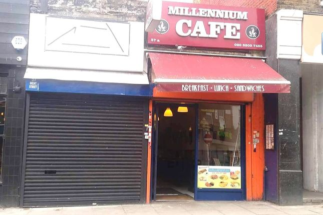 Thumbnail Restaurant/cafe for sale in Brent Street, Hendon