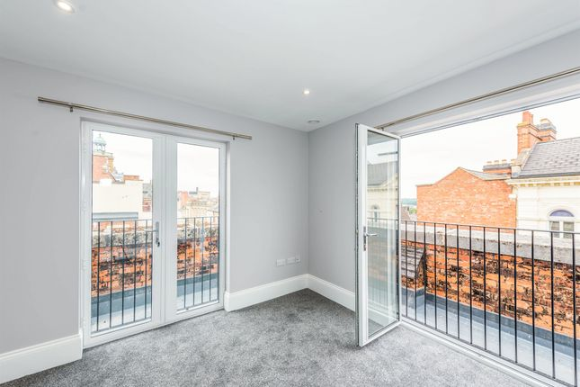 Thumbnail Flat for sale in Temple, Ash Street, Northampton