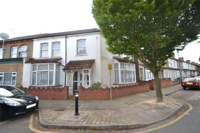 Thumbnail End terrace house for sale in Oxford Street, Watford