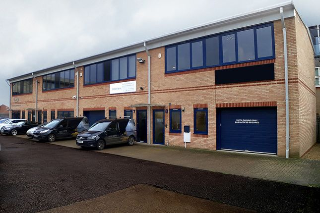 Thumbnail Light industrial for sale in Unit 8, The Gavel Centre, Porter Wood, St Albans
