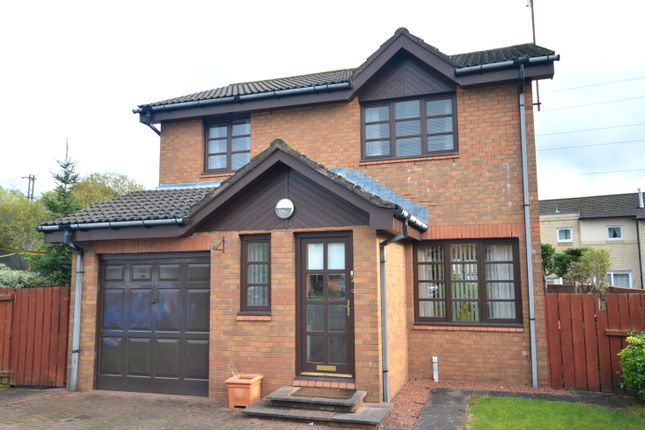 Thumbnail Detached house for sale in Iona Gardens, Old Kilpatrick, West Dunbartonshire