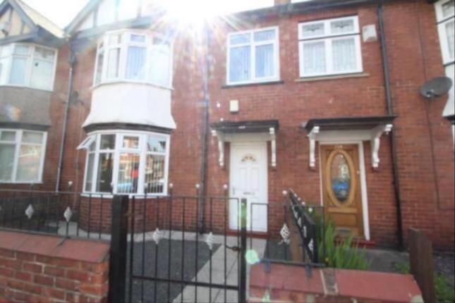 Thumbnail Terraced house to rent in Wingrove Road, Fenham, Newcastle Upon Tyne