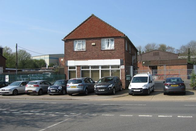 Thumbnail Warehouse to let in Bower Hill, Epping