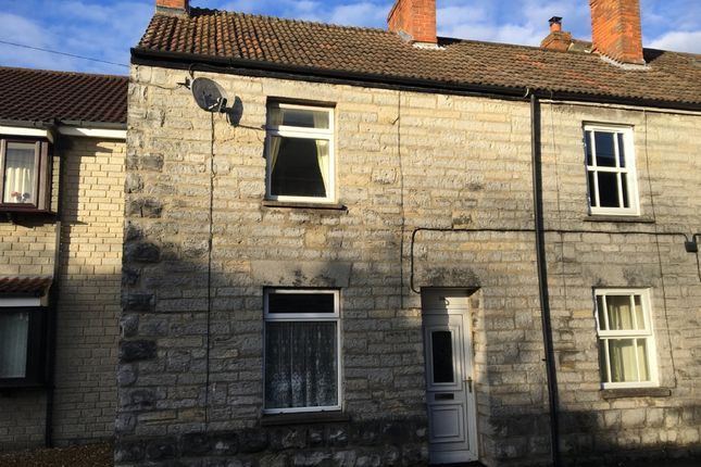 Thumbnail Terraced house to rent in Silver Road, Street