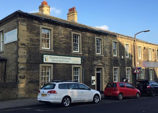 Office to let in 6 - 8, King Cross Street, Halifax