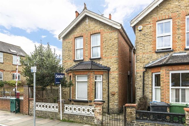 Thumbnail Detached house to rent in Dinton Road, Kingston Upon Thames