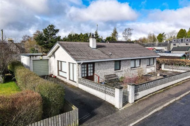 3 bed detached bungalow for sale in Market Road, Grantown-On-Spey PH26
