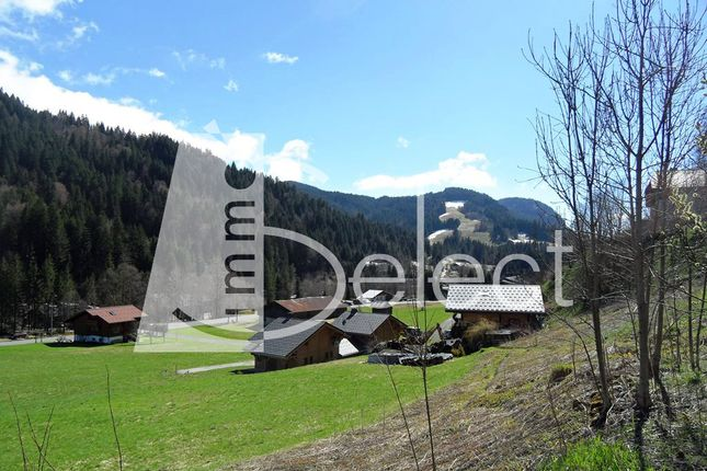 Land for sale in Les Gets, French Alps, France