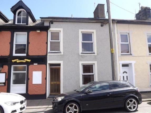 Thumbnail Terraced house for sale in New Street, Porthmadog, Gwynedd