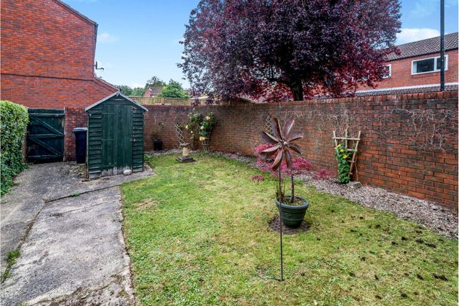 Rear Garden of Brooke Road, Princes Risborough HP27