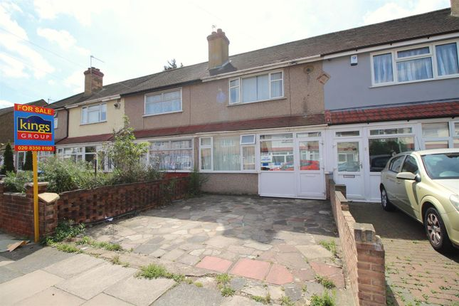 Thumbnail Terraced house for sale in Leyburn Road, Edmonton