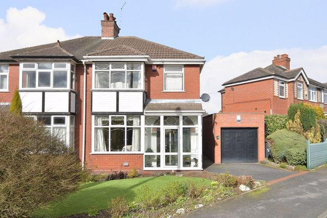 External of Ashcroft Road, Porthill, Newcastle Under Lyme ST5