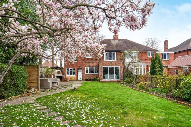 Thumbnail Semi-detached house for sale in York Road, Haxby