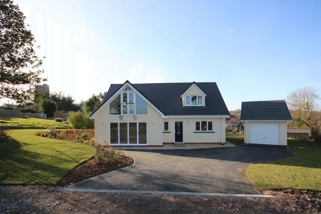 Thumbnail Detached house for sale in Brendon Road, Watchet