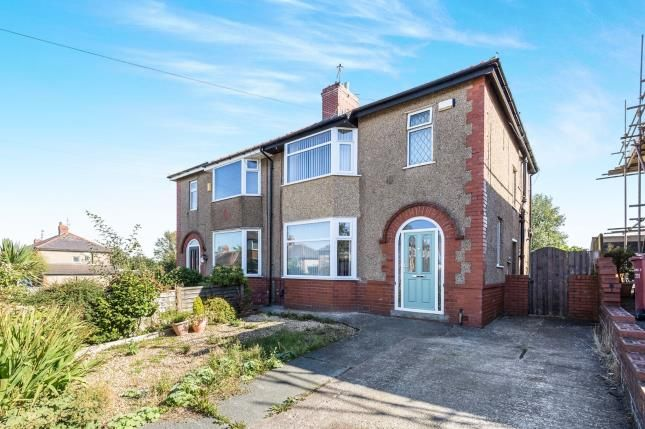 Thumbnail Semi-detached house for sale in Shorrock Lane, Blackburn, Lancashire
