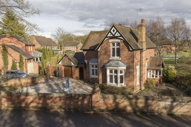 Thumbnail Property for sale in Warwick Road, Kenilworth