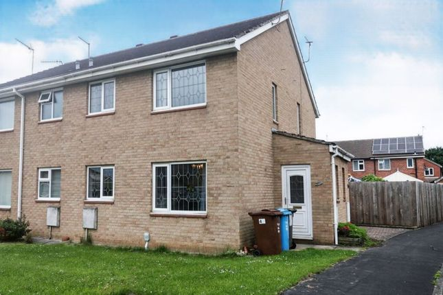 Thumbnail Semi-detached house for sale in The Queensway, Hull