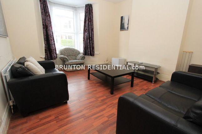 Thumbnail Terraced house to rent in Warton Terrace, Heaton
