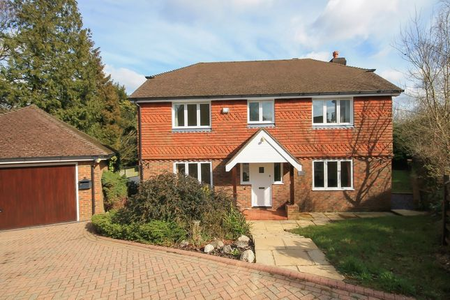 Thumbnail Detached house for sale in The Larches, East Grinstead