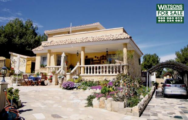 Thumbnail Villa for sale in Urb. Pinares Del Mocli, Tibi, Alicante, Valencia, Spain