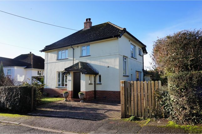 Thumbnail Detached house for sale in Manstone Mead, Sidmouth