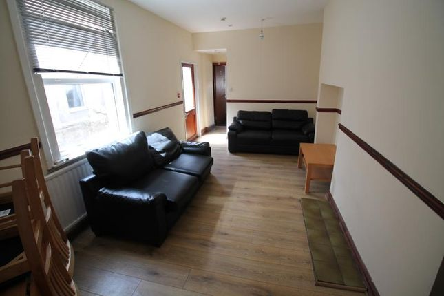 Thumbnail Terraced house to rent in Llantrisant Street, Cathays, Cardiff
