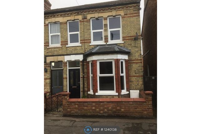3 bed semi-detached house to rent in Princes Road, Wisbech PE13