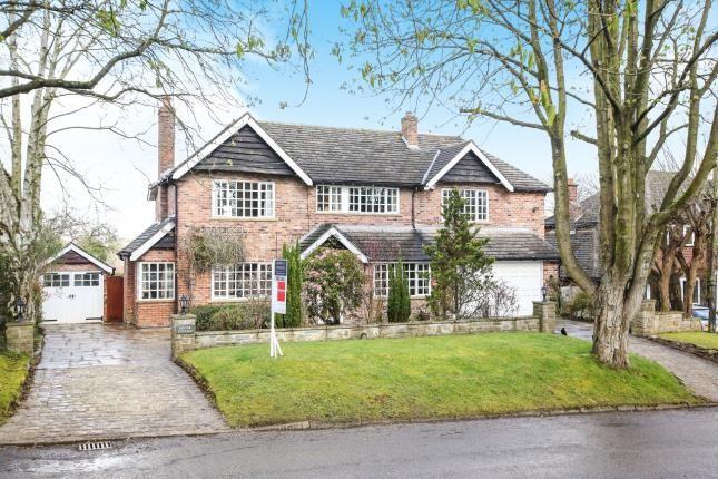 Thumbnail Detached house for sale in Broadwalk, Prestbury, Cheshire, Uk