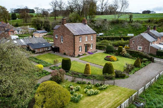 Thumbnail Detached house for sale in Holly House, Barn And Building Plot, Gaitsgill, Dalston, Carlisle