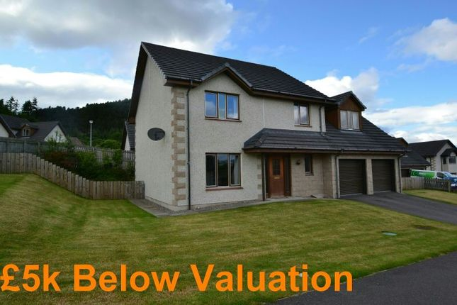 5 bedroom detached house for sale in Brude's Hill, Inverness