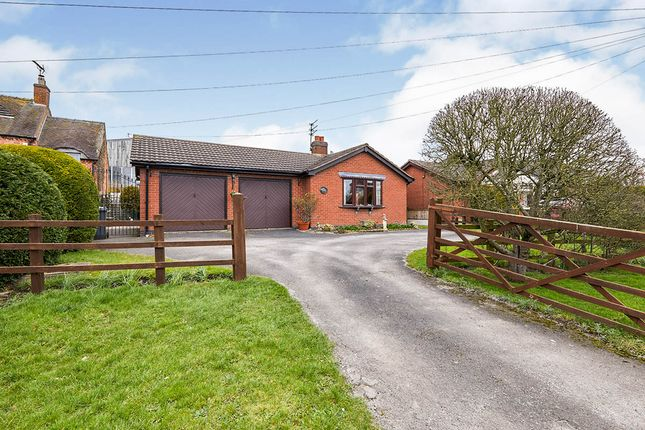 Thumbnail Bungalow for sale in Leathersley Lane, Scropton, Derby, Derbyshire