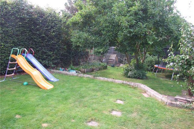 Garden of Amber Road, Allestree, Derby DE22