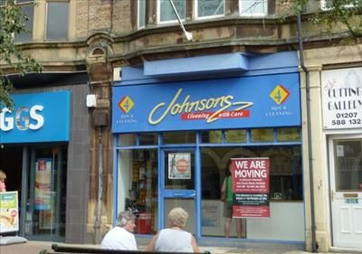 Thumbnail Retail premises to let in 28-32 Middle Street, Consett, County Durham