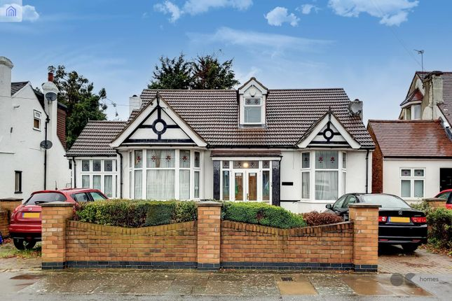 Thumbnail Detached bungalow for sale in Egerton Gardens, Ilford