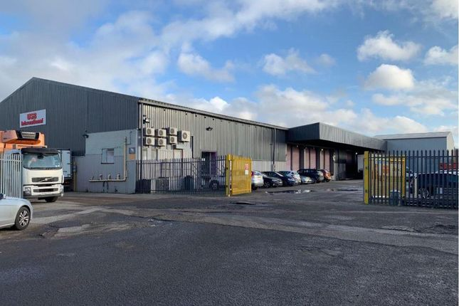 Thumbnail Warehouse for sale in Unit 2, Approach, Ripple Road, Barking, Essex