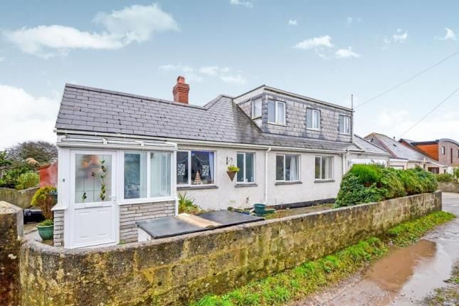 Thumbnail Bungalow for sale in Goonhavern, Truro, Cornwall