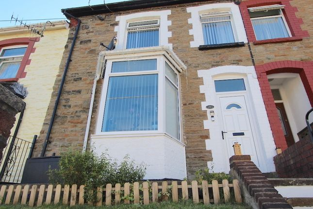 Thumbnail Terraced house for sale in Turberville Road, Porth -, Porth