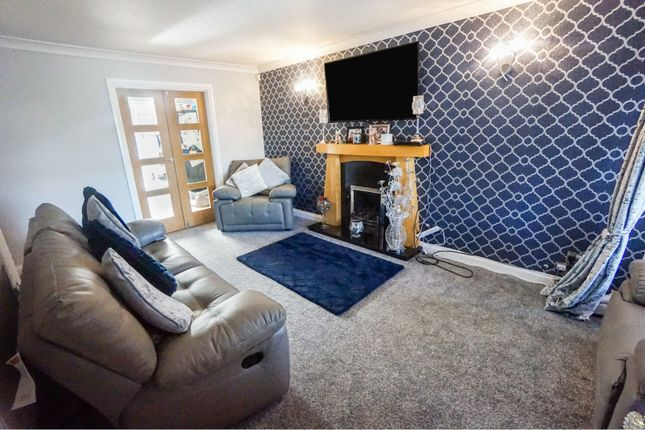 Lounge of Stead Close, Tipton DY4
