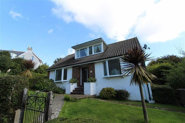 Thumbnail Detached bungalow for sale in Boscobel Road North, St Leonards-On-Sea, East Sussex