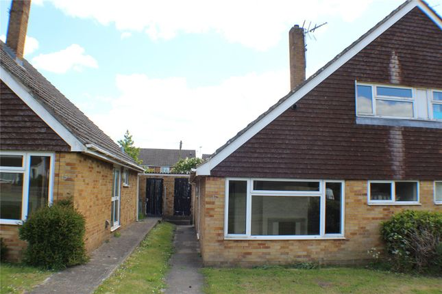 Thumbnail Semi-detached house to rent in Redhorn Gardens, Devizes, Wiltshire